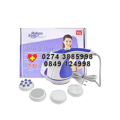 Máy massage cầm tay Relax Tone Spin